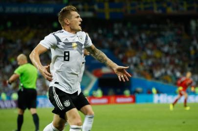 ألمانيا تعود في الرمق الأخير.. قلب القواعد على عادة