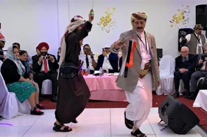 اليمنيون في لندن.. تجاوز الاختلافات بالاحتفالات