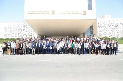 المركز العربي يطلق أعمال مؤتمر طلبة الدكتوراة العرب في الجامعات الغربية