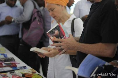 معرض هرجيسا للكتاب: غياب الكتاب العربي