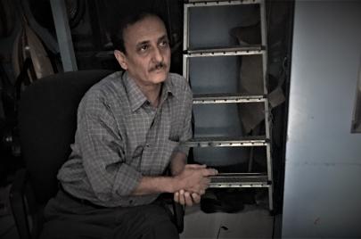 شوقي الزغير.. موروث حرفة العود اليمني