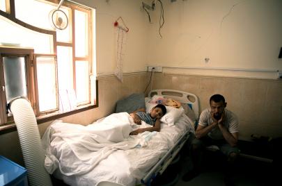 القطاع العام في العراق.. الموت مجانًا في مدينة الطب!