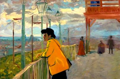 لوحات فان جوخ تحكي قصة موته الغامضة
