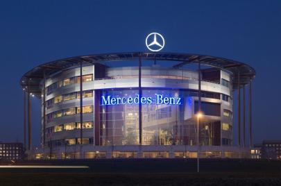 مرسيدس تستثمر 23 مليار دولار في السيارات الكهربائية