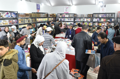 معرض الدار البيضاء الدولي للكتاب.. إقبالٌ كبير ولكن