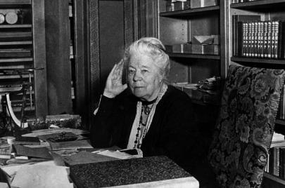 من هي سلمى لاغرلوف.. الروائية التي حاربت النازيين والذكورية؟