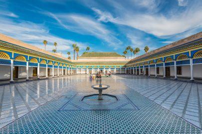 قصر الباهية في المغرب.. تحفة أندلسية تختزل التاريخ والجمال