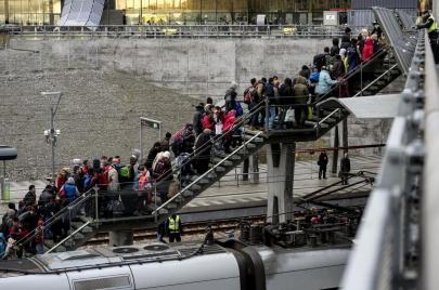 اللاجئون السوريون في الدنمارك نحو إعادة قسرية بالجملة