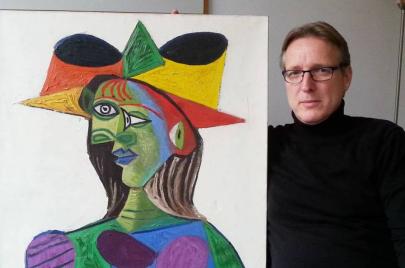 العثور على لوحة لبيكاسو سرقت قبل 20 عامًا من يخت ملياردير سعودي!