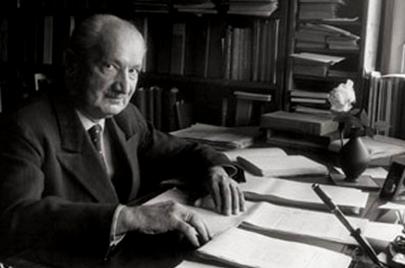 هايدغر في الفكر العربي