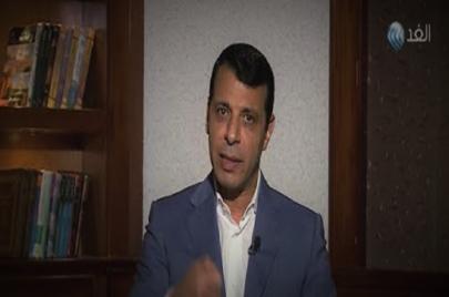 فضائية الغد العربي تستفز المصريين للفت انتباههم