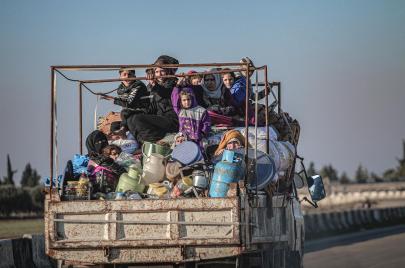 حملة النظام السوري للسيطرة على الطريق الدولي.. هدف أم ذريعة؟