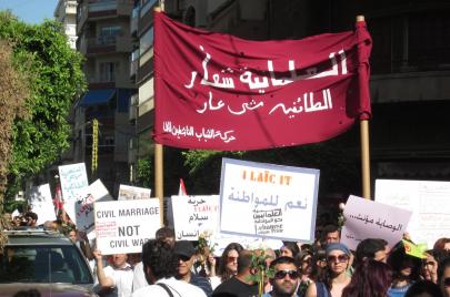 هل العلمانية كافية لمواجهة الطائفية في لبنان؟