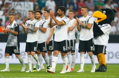 لماذا خرجت ألمانيا من الدور الأول لمونديال 2018؟