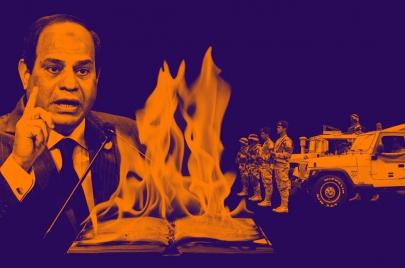 حرب الدولة المصرية على الكتب.. إلى متى سيخنق السيسي معارضيه؟