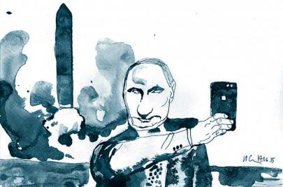 بوتين.. الشعبوية في أقبح تجلياتها