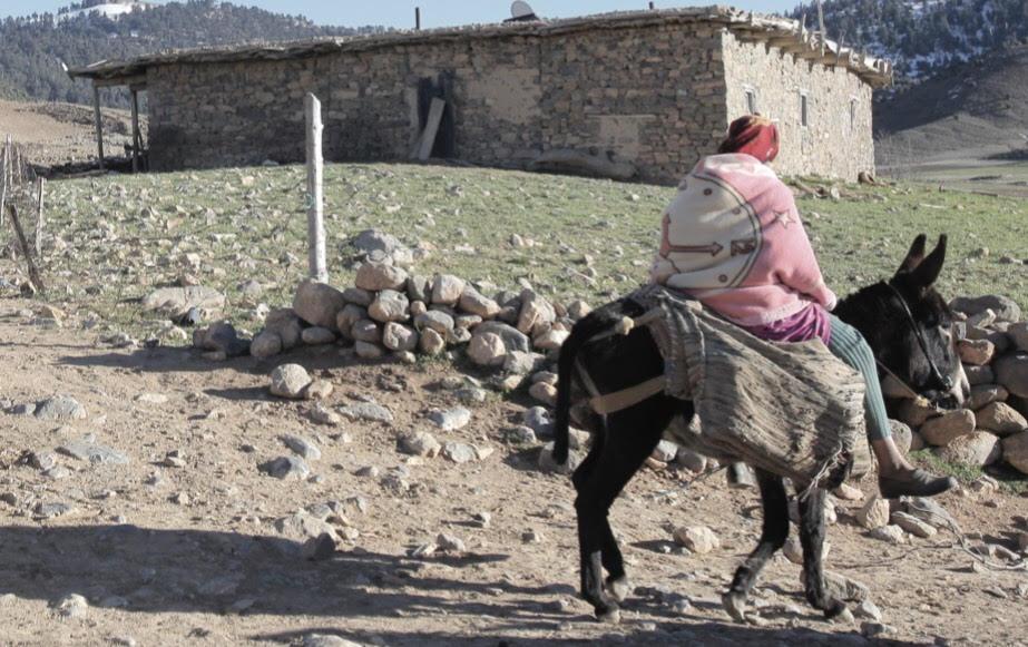 المرأة في المغرب