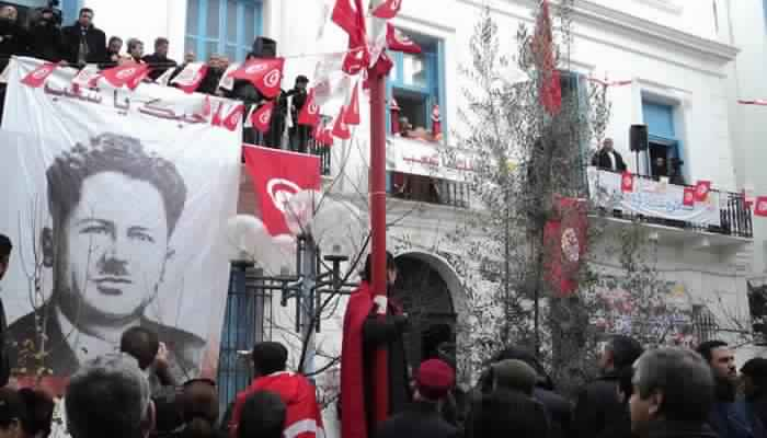 لم يكن فرحات حشاد رمزًا نقابيا فقط، وإنما رمزًا وطنيًا للنضال ضد الاحتلال
